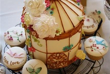 Bird Birthday Party ideas / Mom's Birthday / by Gail Philabaum