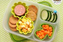 Kids school lunches  / by Brandi Puckett