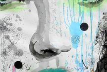 ART - Mad Mixed Media / by Adriana Contreras