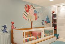 Baby nursery Ideas / Mostly ideas for twin's nursery. But also for singletons... / by Angelina Henderson
