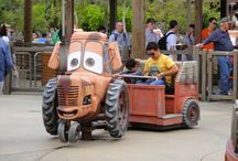 Disney California Adventure Park / Themed largely around the culture and history of California, Disney California Adventure® Park brings to life some of Disney and Pixar's most beloved stories and characters.  / by Undercover Tourist
