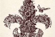 typography and design / by Armida Hudec