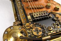 Steampunk  / by Telegraph Treasures