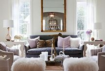Living Rooms / Living rooms that speak to my simply luxurious predilections.  / by The Simply Luxurious Life