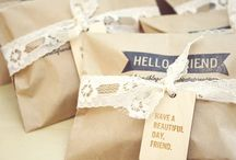 Packaging & Gift Wrap / by Kristal Norton