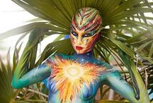 Body Painting Videos / by Love Body Art .