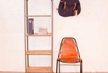 Furniture - Storage - Bookshelves / by Claudia
