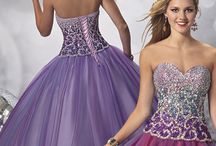 Prom Dresses in our Boutique / by Moments to Cherish Bridals