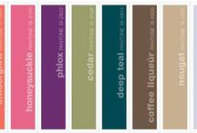 Couleur - Palette / by Kaorie Lilyse