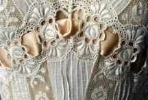 Crochet and Lace, Lace and Crochet / by Charlene Robinson