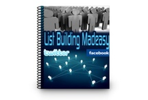 "List Building Made Easy / Newbie List Building Marketing ""With Out Getting The Online Bends"" / by Joshua Shoemaker"