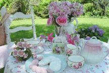 A Spot Of Tea Madame / by Anita Crisp