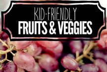 Kid Food  / Healthy and not-so-healthy kid food / by Brittney Rutherford