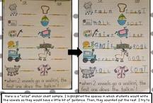 Anchor Charts / by Amanda Tervoort (First Grade Garden)