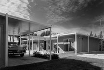 MID CENTURY EXTERIORS / by Ody Rivas