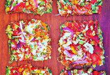 Pizza / by Shanna Ballsrud