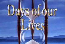Days Of Our Lives / I have been watching this soap opera since 1965. 48 years of excellence, covering all situations, and topics of life! / by Maxine Chapman