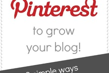 Pinterest Tips / This board is intended to help people use Pinterest better! / by Dale Duncan