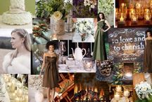 Ideas: Wedding Inspiration / My Favorite Ideas for Themed Weddings / by Janice S