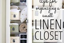 Make Life Easier / Organize / by Sherry Farmer
