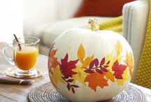 Holiday - Fall / Thanksgiving / decor, gifts, food, sayings / by Melissa Sweet-Leavins