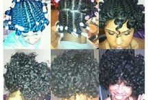 Hair Chronicles  / by Christina T
