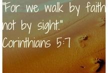 Walk by faith / by Ann Farer Al-Hamdan