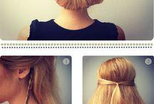 Hair Tutorials / by Candice Blunt