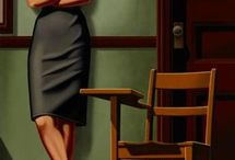 Artists: R. Kenton Nelson / by John Lasschuit