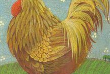 Chickens / by Kirsten Lehtoma