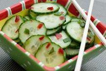 Salad / by Brandy Lindstrom Rosenberg