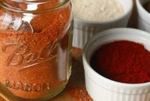 Dry Rubs/Seasoning Blends / by Paula Dierking
