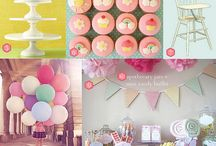 Party Ideas / by Ivy Fauntleroy