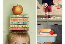schooling / by Katrine Camillo