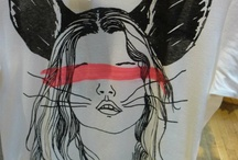 T-shirts / by Carol Schmitz