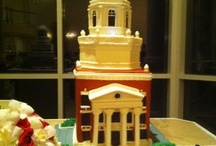 Baylor cakes and cupcakes / by Micayla Awesomeness