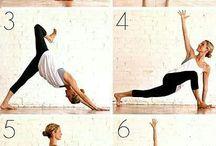 yoga / by Christina Watts