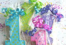 Carlee Jane's 1st Birthday / by Lindsey Collins