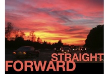 Straight Forward Poetry 2013 / by straight forward