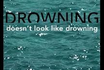 For Casen John  / Drowning Awareness / by Nikki Dockery