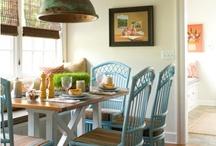 Breakfast Room / A collection of breakfast room ideas. / by Allison Arnett