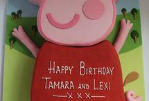 kids birthday party / by alena magpie