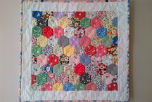 Mini quilts / by Sue Dunning