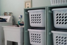 Laundry Room / by Karla Mitchener