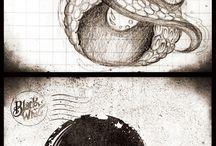 Tattoo Ideas / by Amanda Van Buskirk