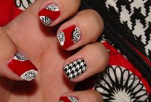 Nail Art Ideas / by Sarah Dezinski
