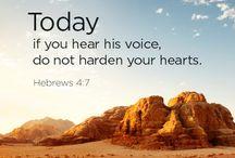 Bible Verses / by SettledInHeaven.org RobBarkman