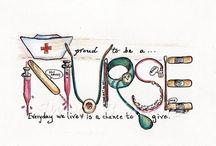 Proud to be an RN / by Christina Synoyannis