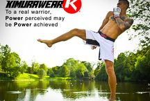 Fitness Inspiration / You will never know what you can achieve, unless you have reached your potential. / by Kimurawear - MMA & Fitness