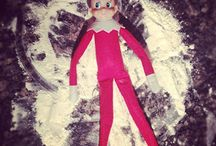 Elf on a shelf / by Sherry Crowell